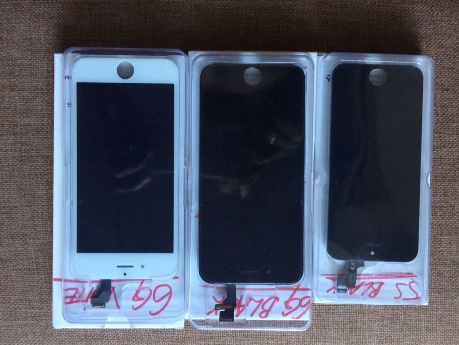 Lcd iPhone 6 & iPhone 6s [ Entrega e montagem grátis ] Malhangalene - imagem 1