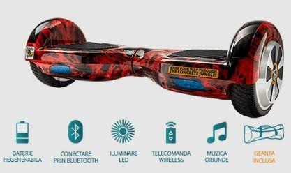 """Ховърборд 6.5"""" Ню самунг на ШОК Цени с 3 Год. Гаранция! Вносител! гр. Силистра - image 5"""