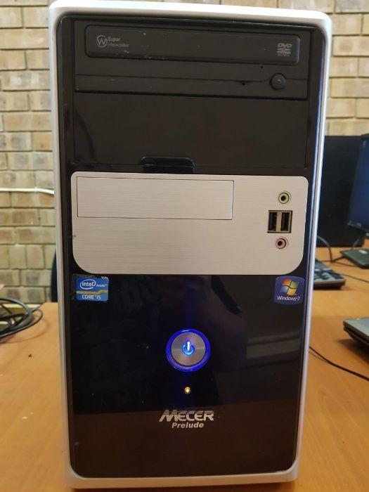 Unitate gaming i5 4x3Ghz,ram 4Gb,Video 2Gb,hdd 500Gb,windows7