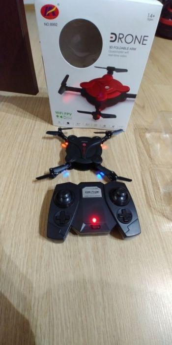 Drona I Drone cu WIFI FPV 8992HW cu brate pliabile si auto-intoarcere