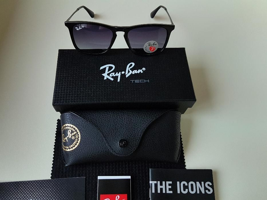 Ray-Ban - polarized - RB4187 856/13 3P (Polarizati)