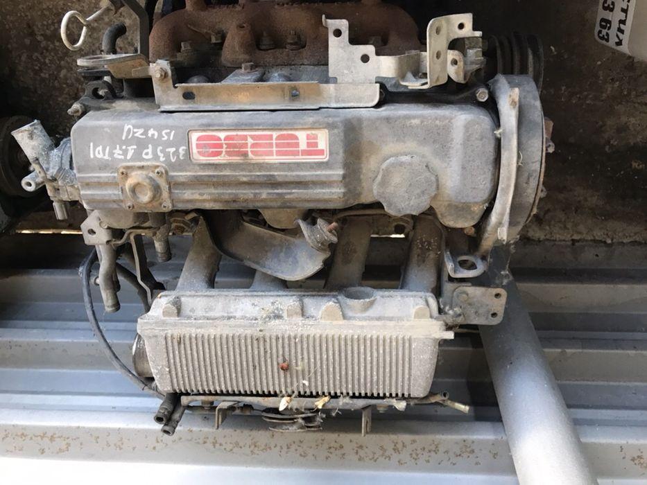 Двигател МАзда 323 1.7ТД исузу