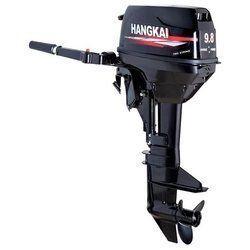 Лодочный мотор 2х тактный Hangkai 9.8 л.с