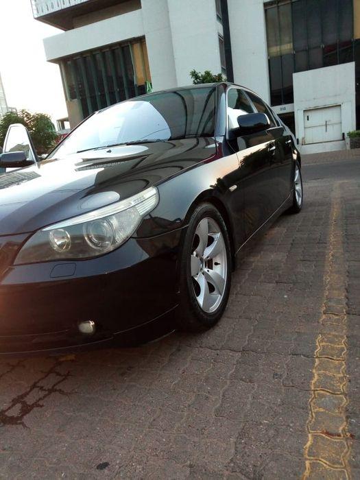 BMW | 525i | 2007 | Automático | Gasolina | 2.5cc | Recém-importado