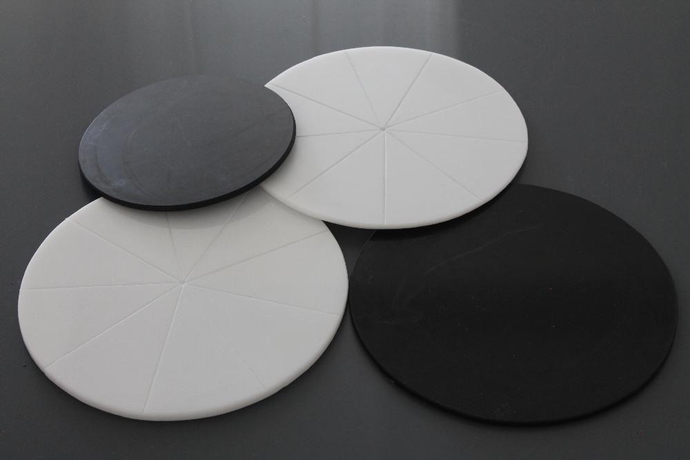 blat/platou feliat/servire pizza din polietilena HDPE D30x1cm