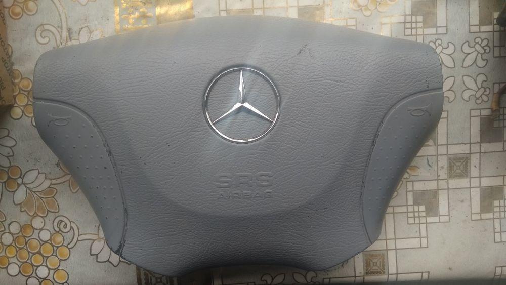 Подушка безопасности на Vito 638