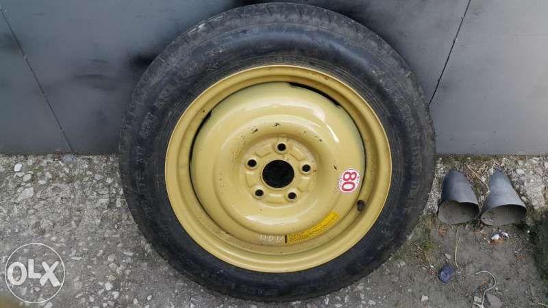 резервна гума патерица 16цола 5х114.3 за хонда, мазда, нисан и др.