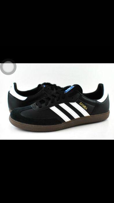 Adidas Samba gum sole
