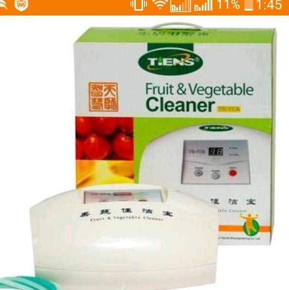 Озонатор для очистки овощей&фруктов и многого другого!