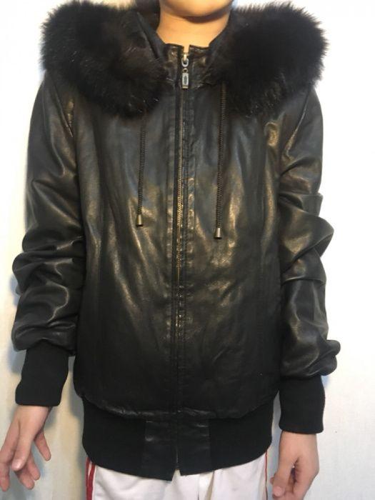 Кожанная куртка Dilander (Турция)