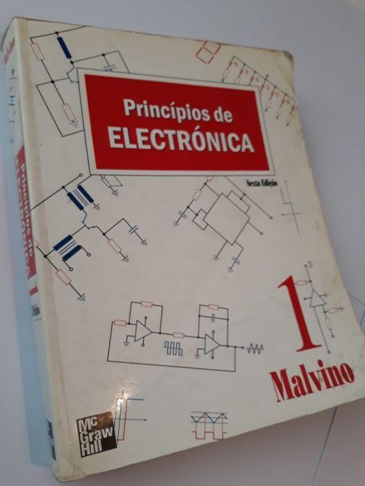 Malvino : Principios de Electronica - Vol 1