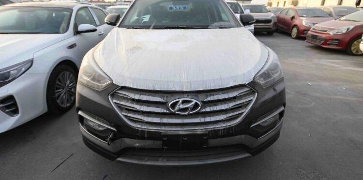 Vende-se Hyundai Santafe Lobito - imagem 1