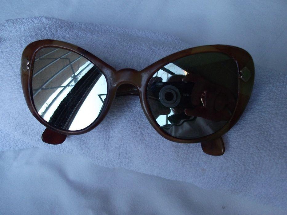 Огледални ретро слънчеви очила
