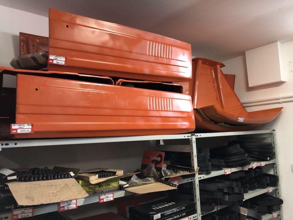 Capote tractor 445 Genti ,rezervor suport rezervor suport radiator