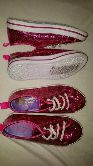 Pantofi fetite Walt Disney. Dr Plusica.
