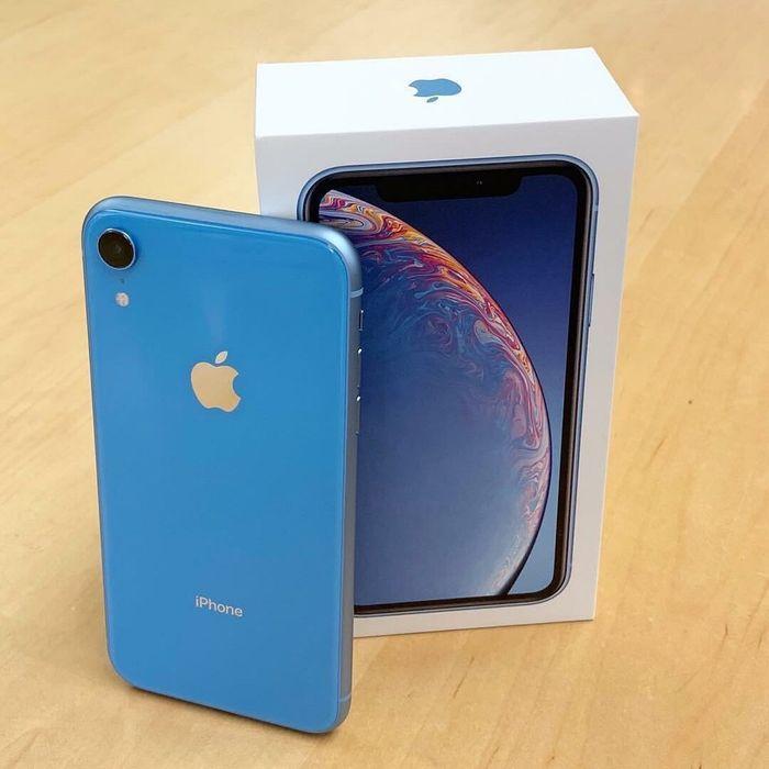 iPhone XR 64GB novo na caixa selado