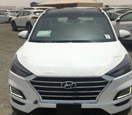 Promoção de Hyundai tucson 0klm