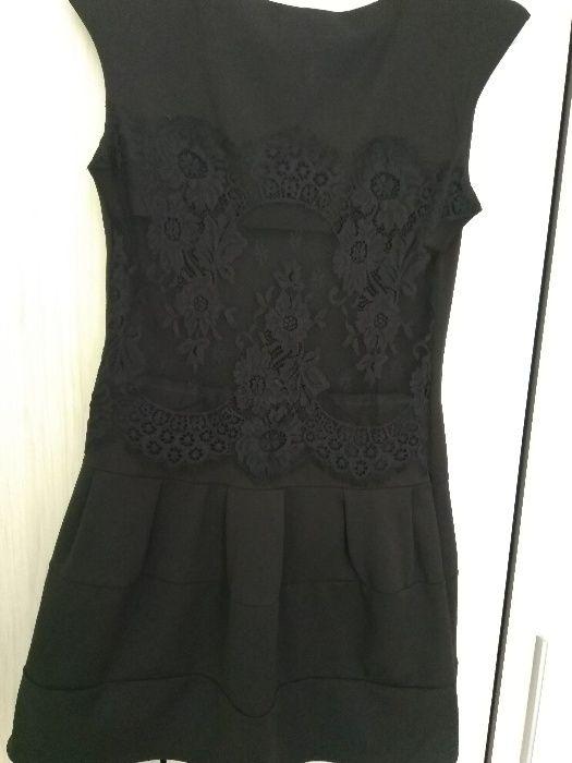 Черна рокля.