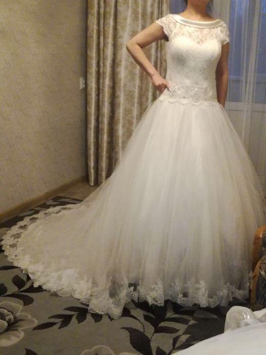 Свадебное платье 50 000 тенге. Торг