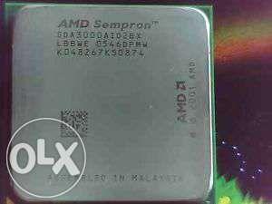Procesor AMD Sempron  3000+  1.8 GHz  128 KB L2 cache  FSB Speed - 800