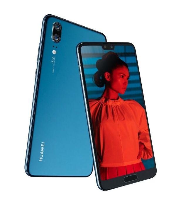 Huawei p20 64Gb: Selado novo na caixa e com todos acessórios.