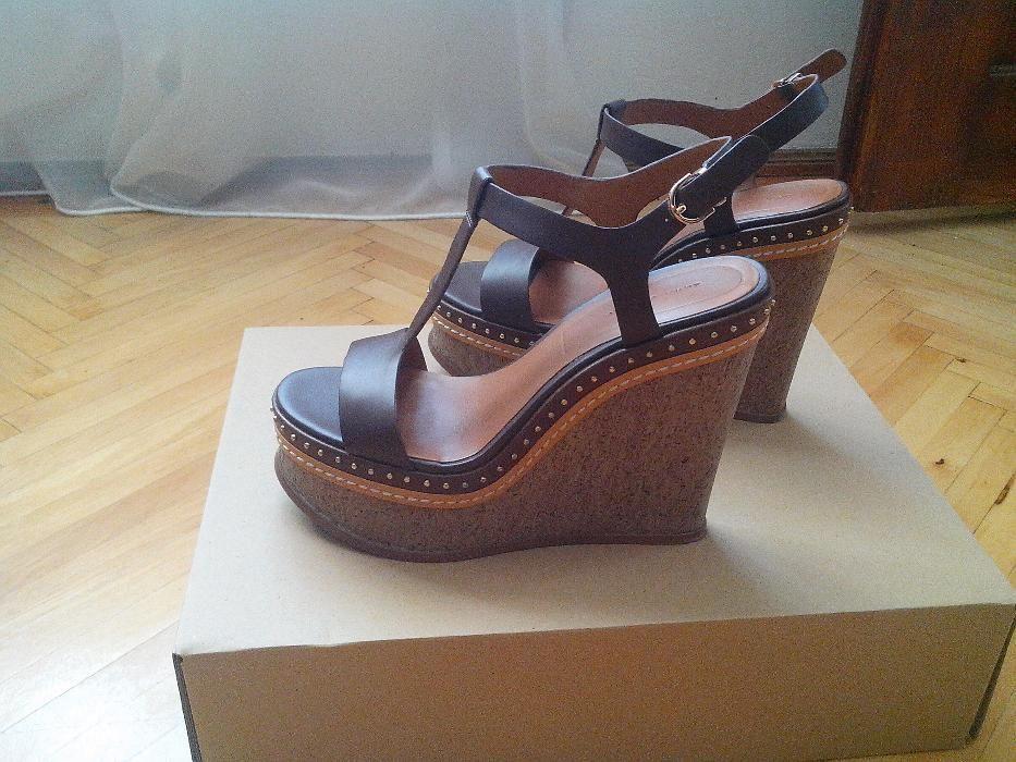 Sandale Zara piele
