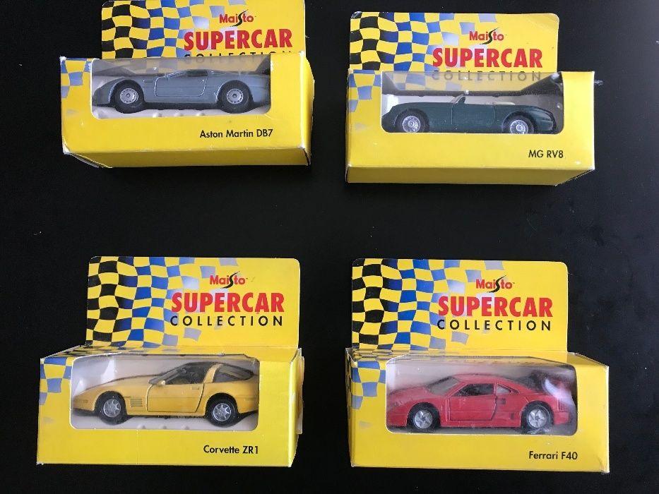 Метални коли миниатюри колекция MAISTO