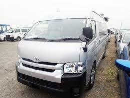 Toyota hiace novo a venda