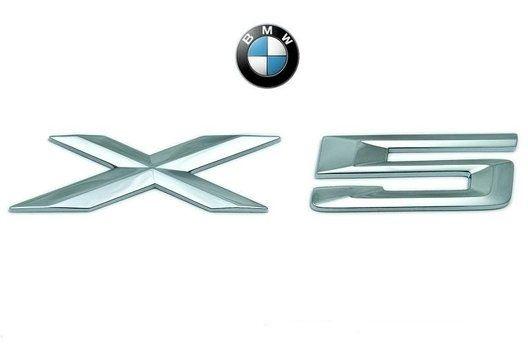 Emblema BMW x5 sau BMW0 x6