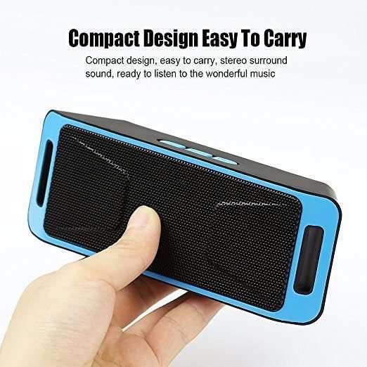 Boxa portabila Bluetooth 4.0 A2DP STEREO compatibila cu IOS, ANDROID