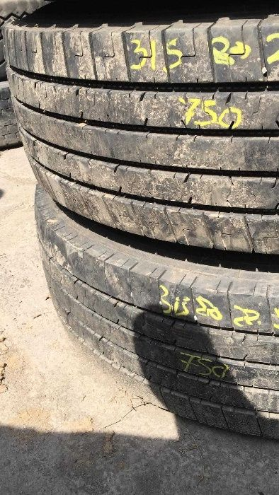 Anvelope camion second hand 315/80R22.5