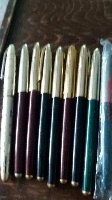 Stilou chinezesc penita iridiu White Feather,Rainbow 290 si 201,Youth