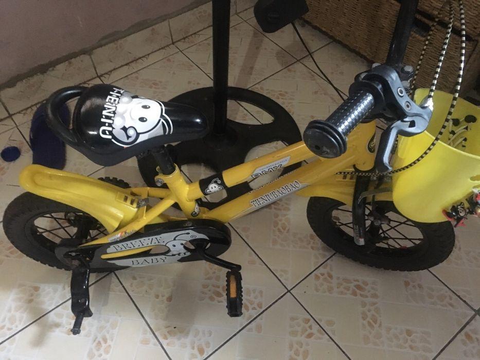 Bicicleta BMX Breeze Baby Original Para Criança
