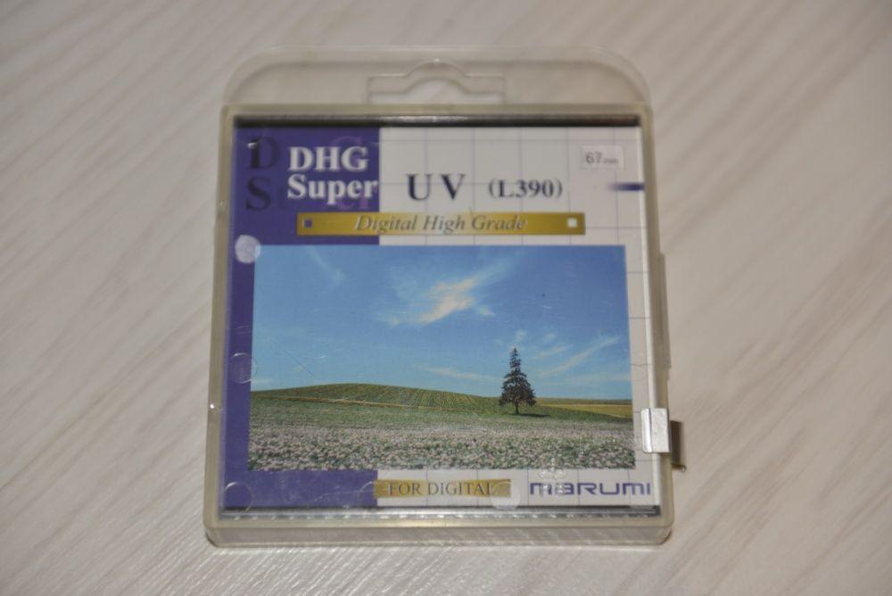 Filtru foto DSLR Marumi DHG Super UV (L390) 67 mm