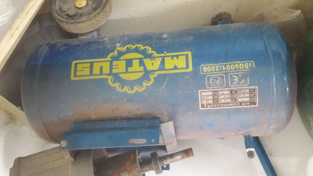 Бак от компрессора