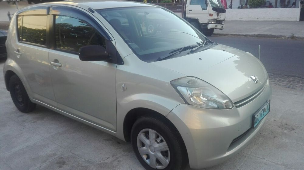 Toyota Passso