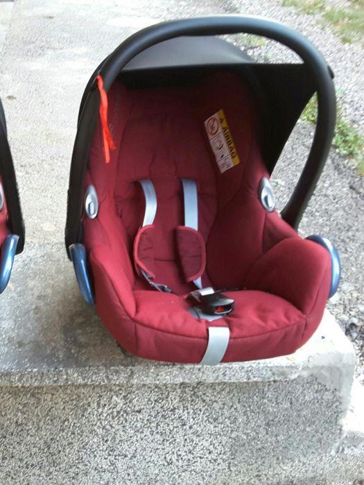 Бебешки кош за кола maxi-cosi cabrio fix