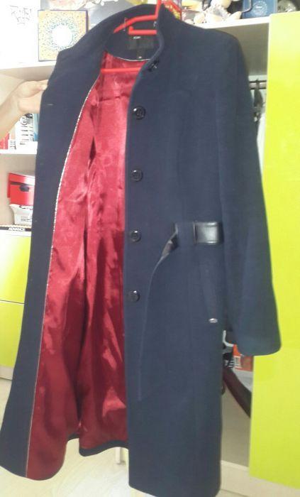Пальто женское, кашемировое, про-во Турция