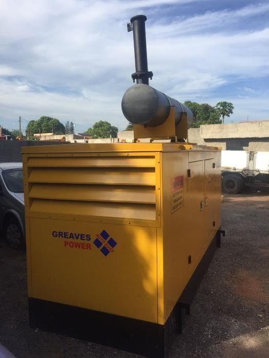 Vende-se Gerador Greaves Power 125 Kva