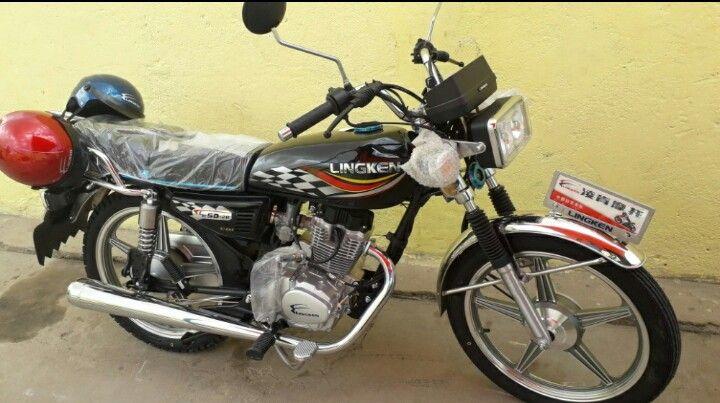 Moto Lingken nova