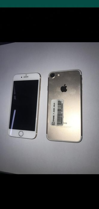 iPhone 7 32gb novos fora da caixa