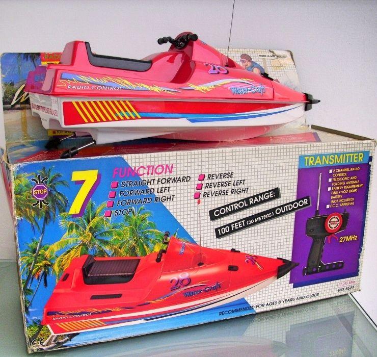 Радиоуправляема лодка WATER-CRAFT