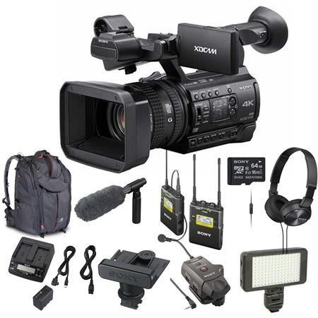 Sony Z150; Sony NX100; Sony NX3; accesoriu video nunti, evenimente !