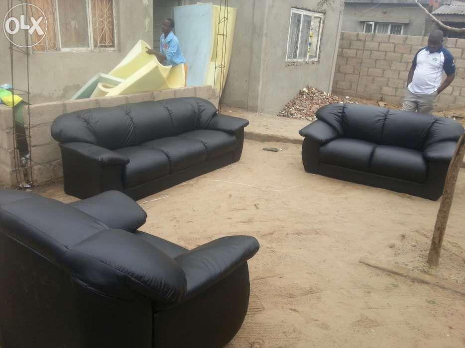 Sofas do tipo 3 2 1 modernos e confortáveis