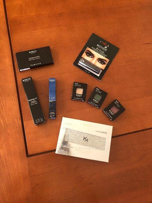Vendo Maquilhagem Kiko Novos - Vários Produtos