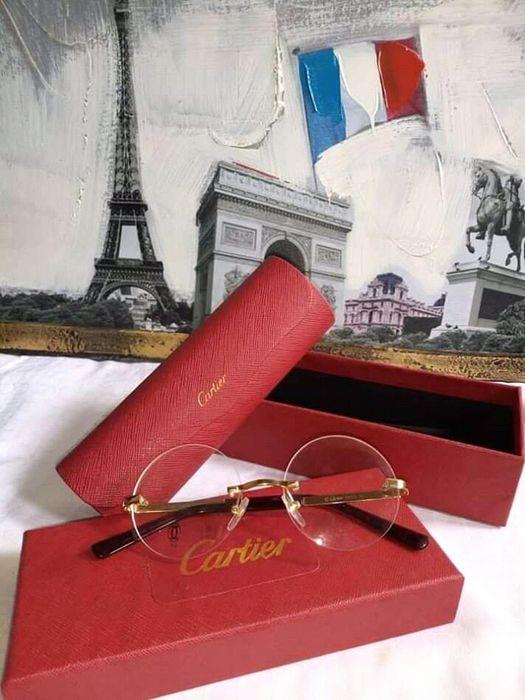 Armações originais da Cartier