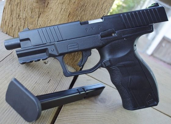 Pistol airsoft CO2 Glock MODIFICAT!! + bile Arma Legala- Puternic gaz