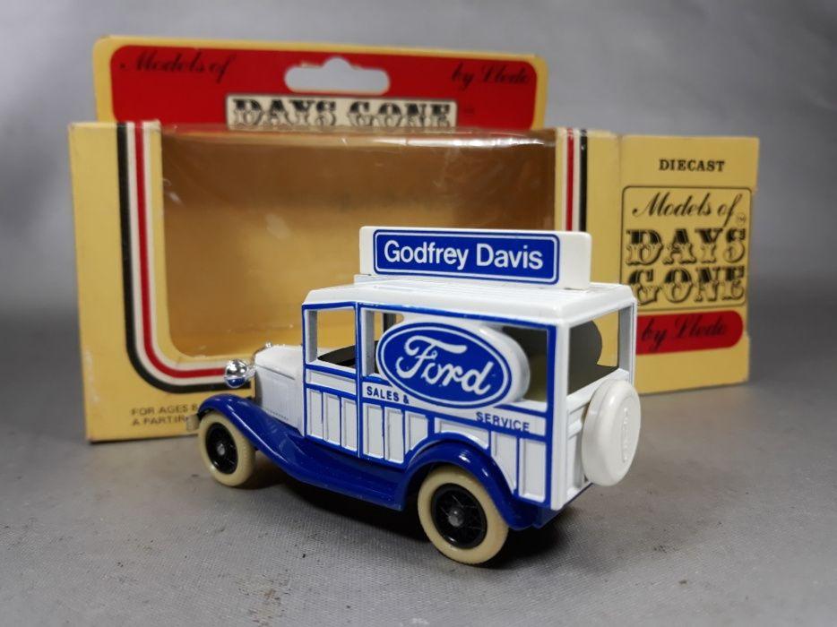 Ford macheta de metal colecție made in England în cutia originală