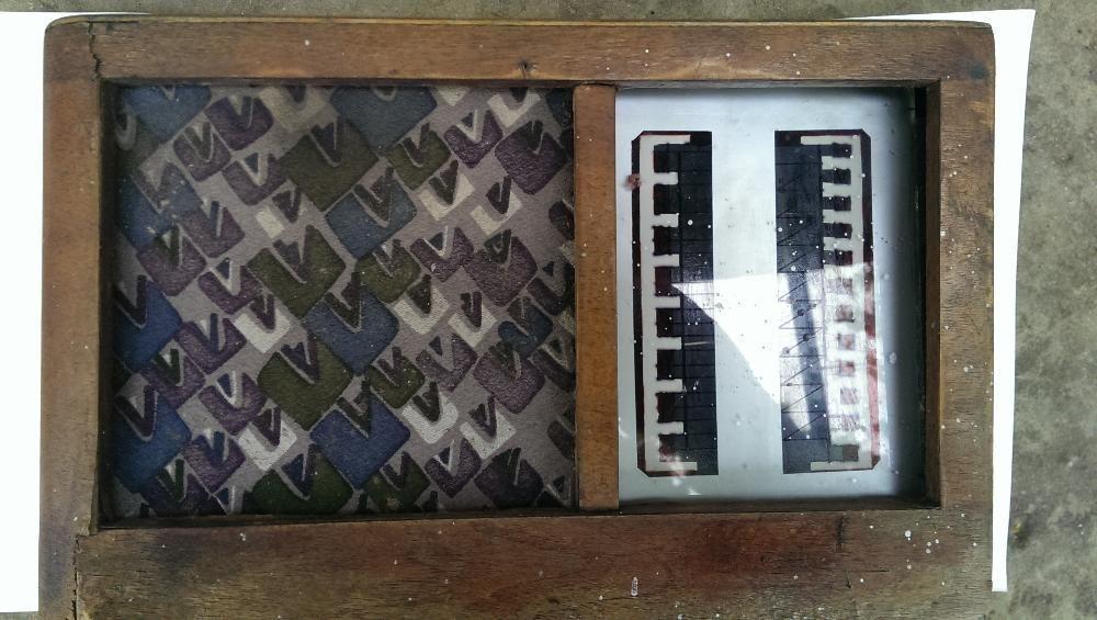 Стар радиоапарат филипс