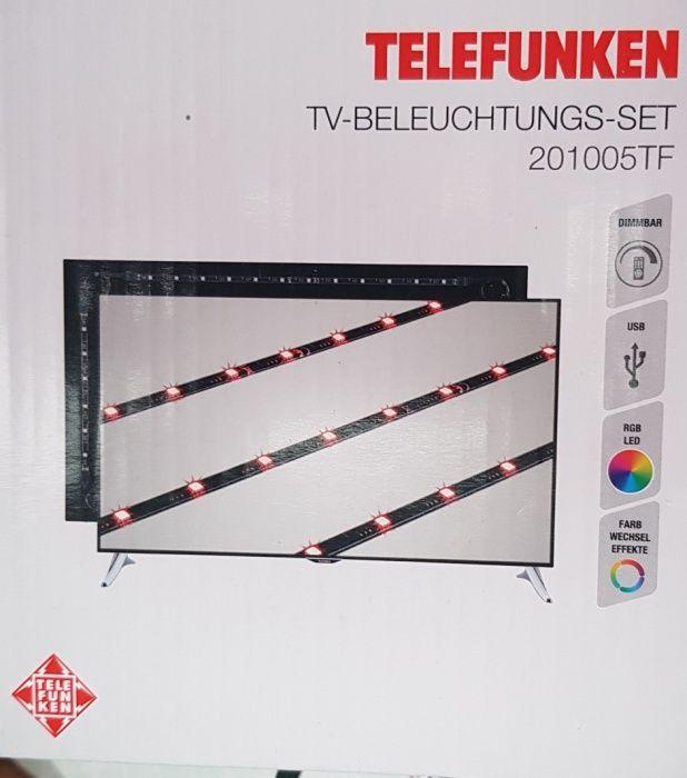 Лед осветление за телевизор